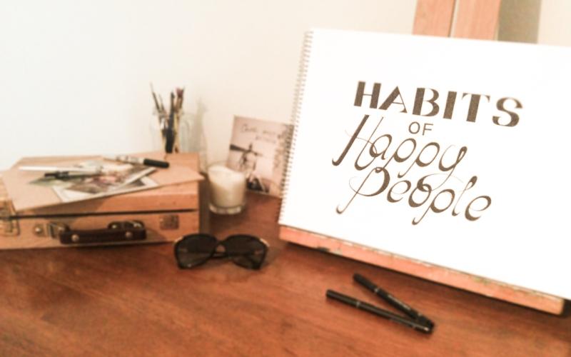 Habits of HappyPeople